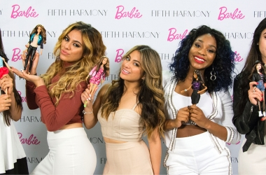 2014 Barbie Fifth Harmony Anything is Possible Behind-the-Scenes