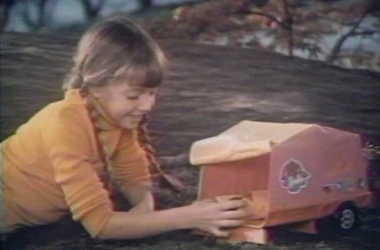 1973 Goin' Camping Barbie Commercial