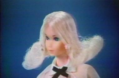 1973 Quick Curl Barbie Commercial
