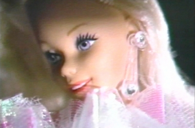 1983 Crystal Barbie Commercial
