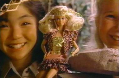 1988 Animal Lovin' Barbie Commercial