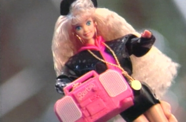 1992 Rappin' Rockin' Barbie Commercial