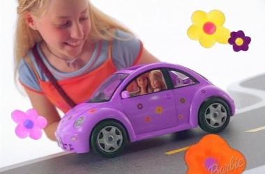 2001 Barbie Beetle Commercial